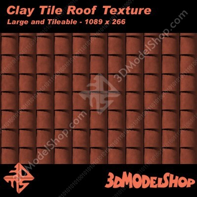 Clay Tile Roof 01 Main Image