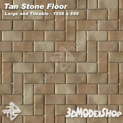 Tan Stone Floor 01 Main Image
