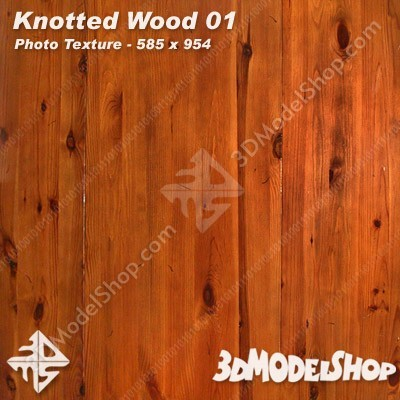 Knotted Wood 01 Main Image